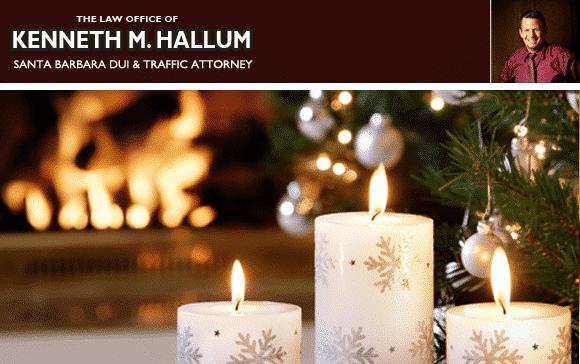 Happy Holidays From Hallum Law